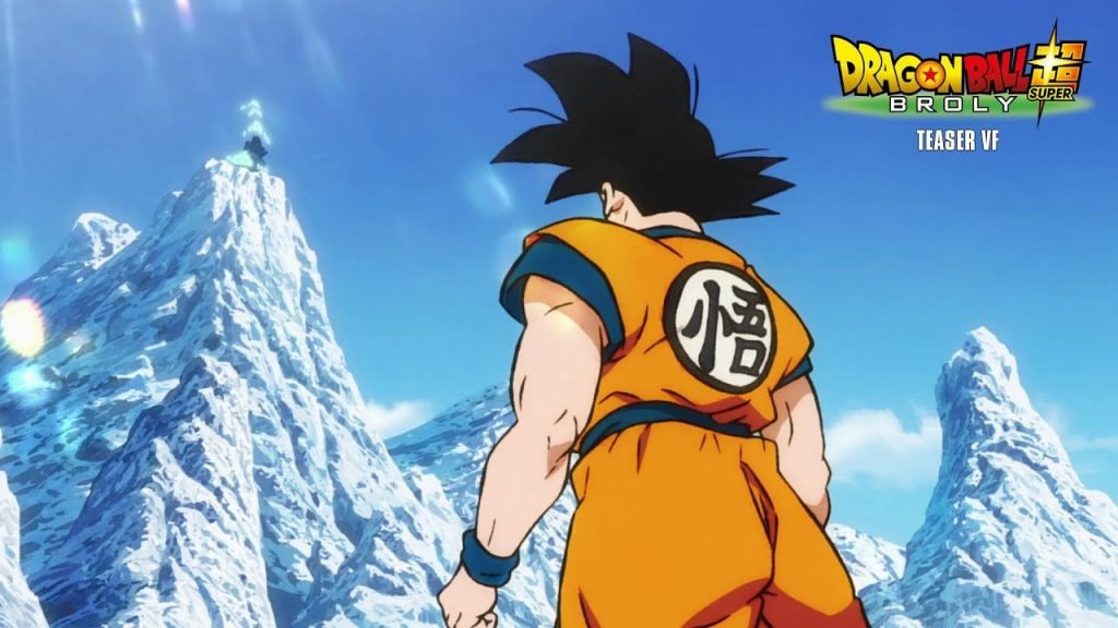 Teaser Dragon Ball Super Broly